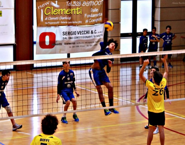 4° HAPPYFANIA VOLLEY
