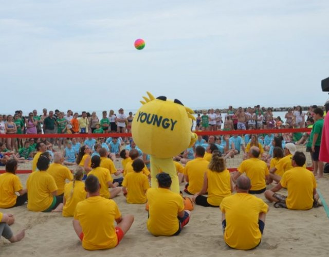 15° YOUNG VOLLEY ON THE BEACH