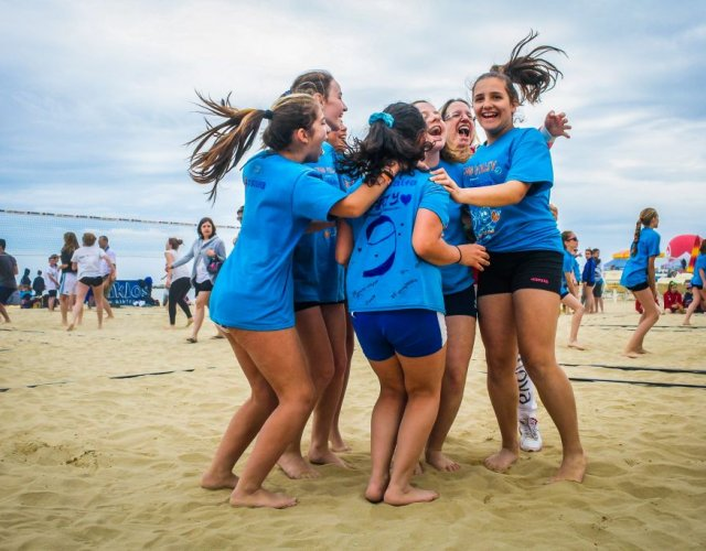 18° YOUNG VOLLEY ON THE BEACH