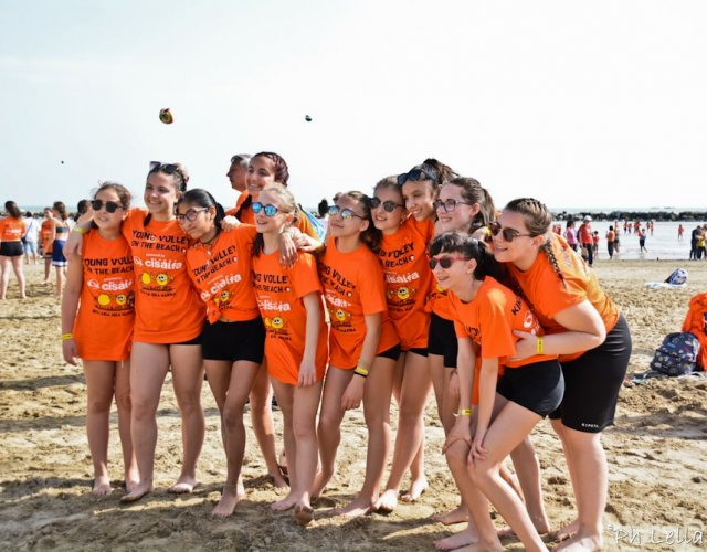 19° YOUNG VOLLEY ON THE BEACH